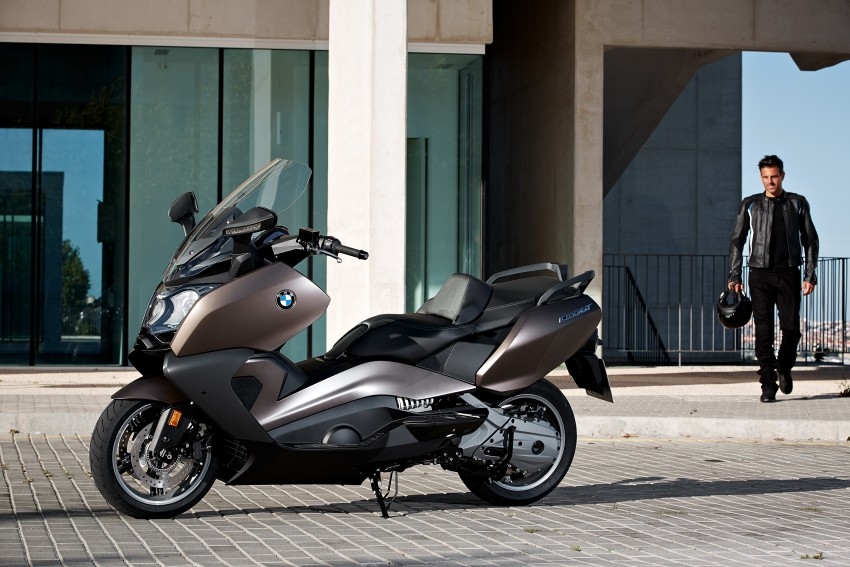 BMW C 650 Sport, C 650 GT maxi scooters revealed Image #381949