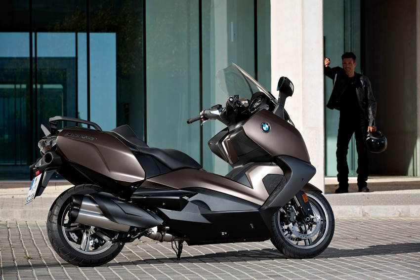 BMW C 650 Sport, C 650 GT maxi scooters revealed Image #381950