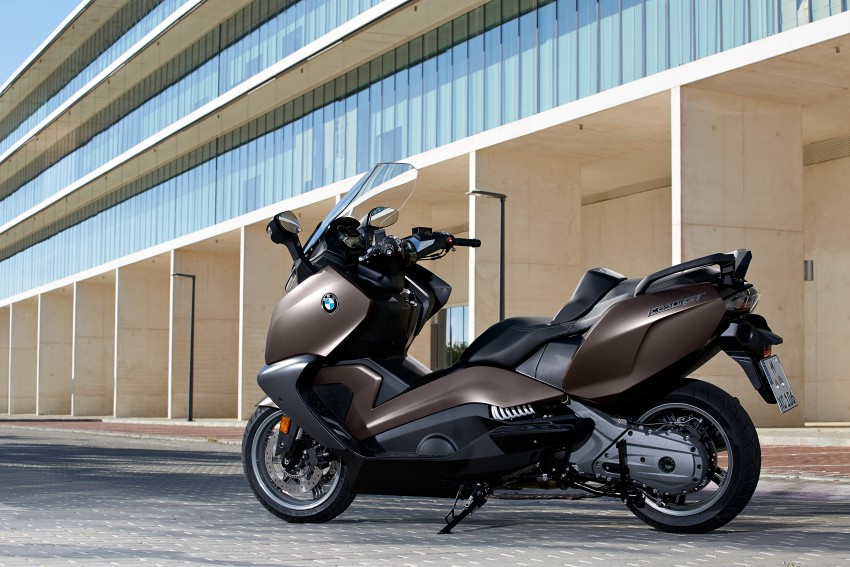 BMW C 650 Sport, C 650 GT maxi scooters revealed Image #381951