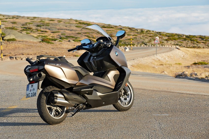 BMW C 650 Sport, C 650 GT maxi scooters revealed Image #381952