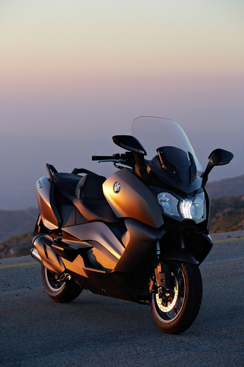 BMW C 650 Sport, C 650 GT maxi scooters revealed Image #381953
