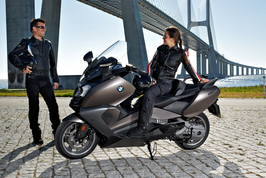 BMW C 650 Sport, C 650 GT maxi scooters revealed Image #381954