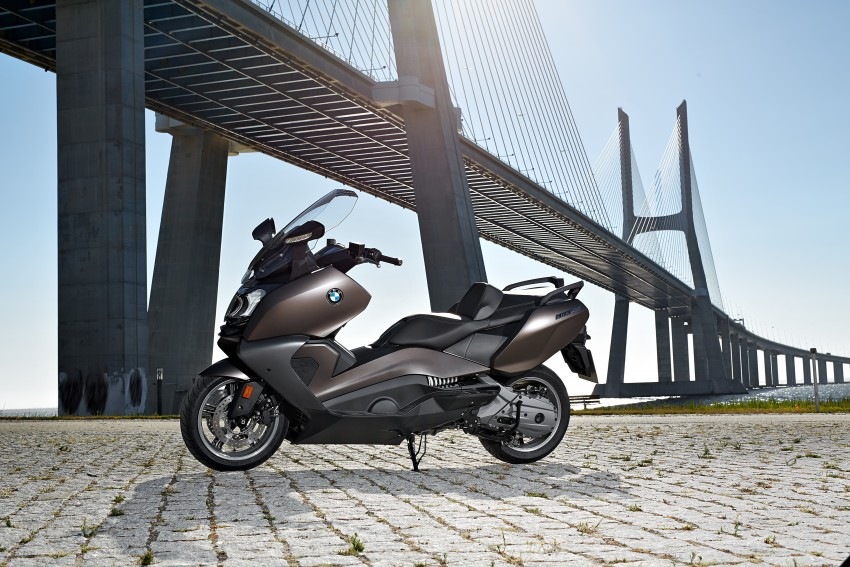 BMW C 650 Sport, C 650 GT maxi scooters revealed Image #381955