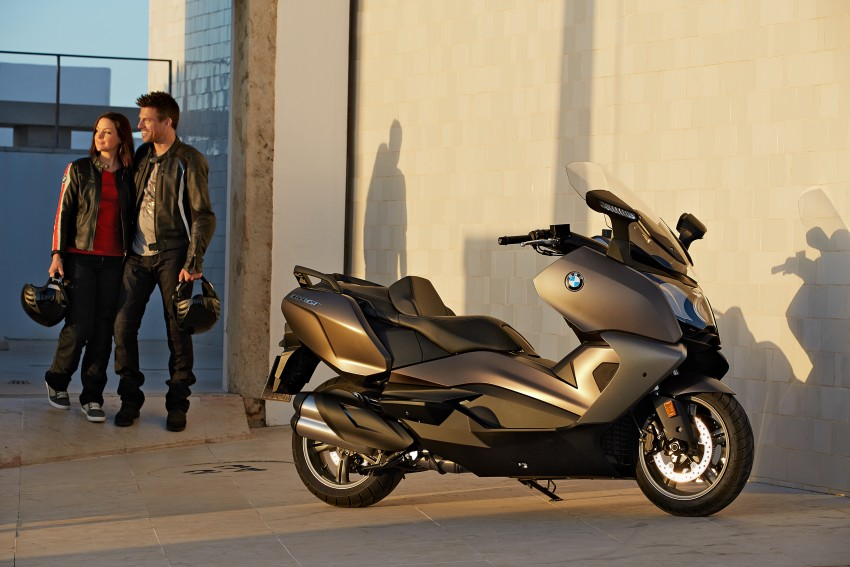 BMW C 650 Sport, C 650 GT maxi scooters revealed Image #381956