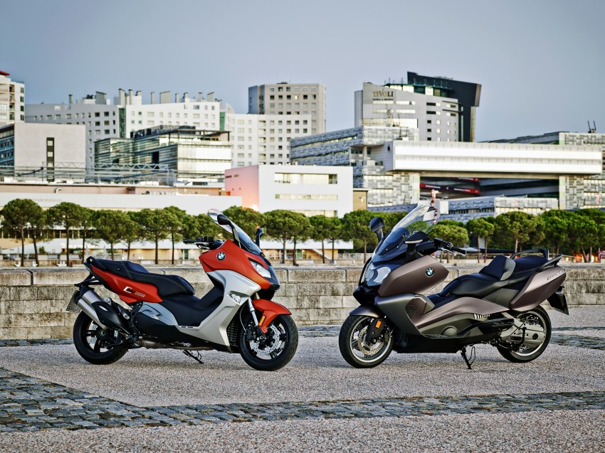 BMW C 650 Sport, C 650 GT maxi scooters revealed Image #381957