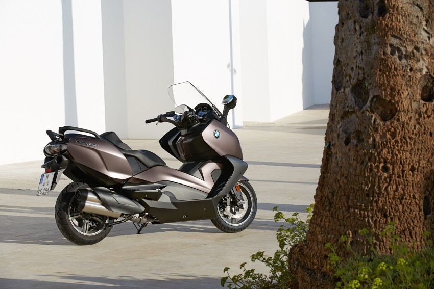 BMW C 650 Sport, C 650 GT maxi scooters revealed Image #381958
