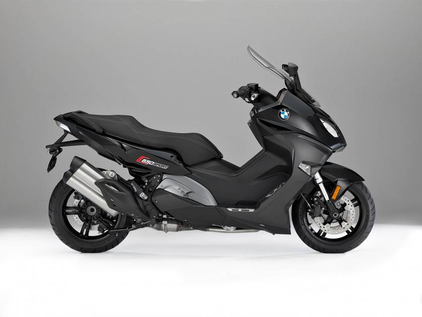 BMW C 650 Sport, C 650 GT maxi scooters revealed Image #381959