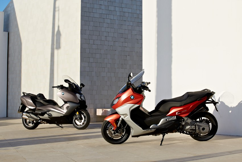 BMW C 650 Sport, C 650 GT maxi scooters revealed Image #381961