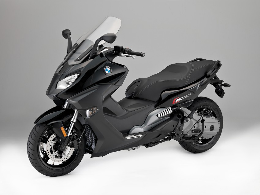 BMW C 650 Sport, C 650 GT maxi scooters revealed Image #381965