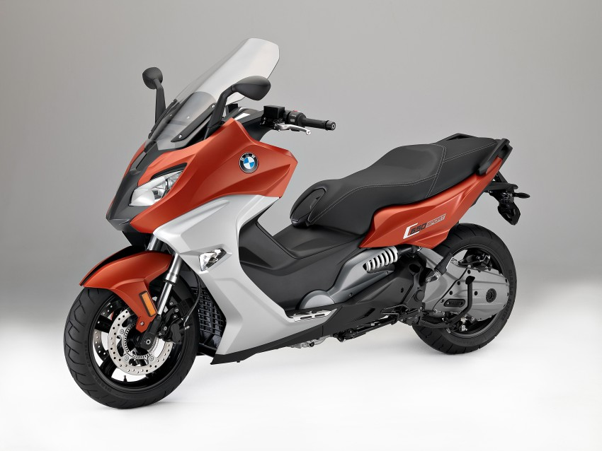 BMW C 650 Sport, C 650 GT maxi scooters revealed Image #381966