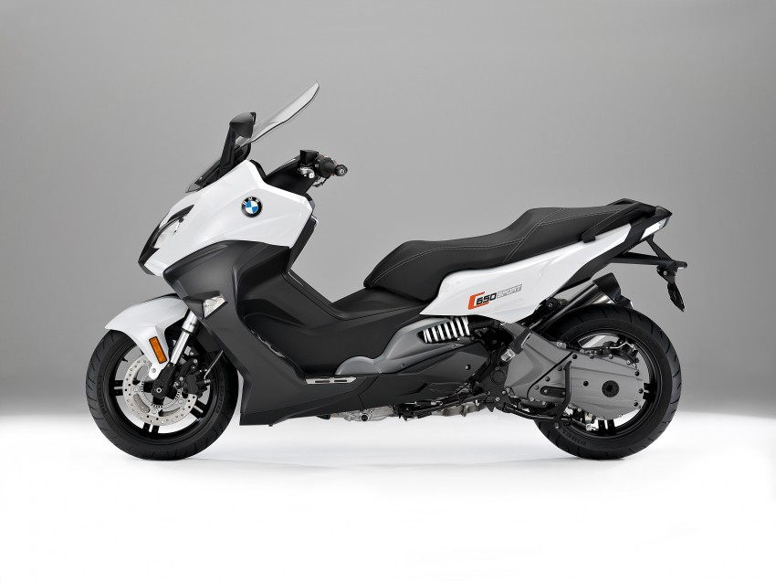 BMW C 650 Sport, C 650 GT maxi scooters revealed Image #381967