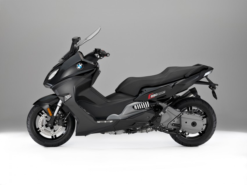 BMW C 650 Sport, C 650 GT maxi scooters revealed Image #381969