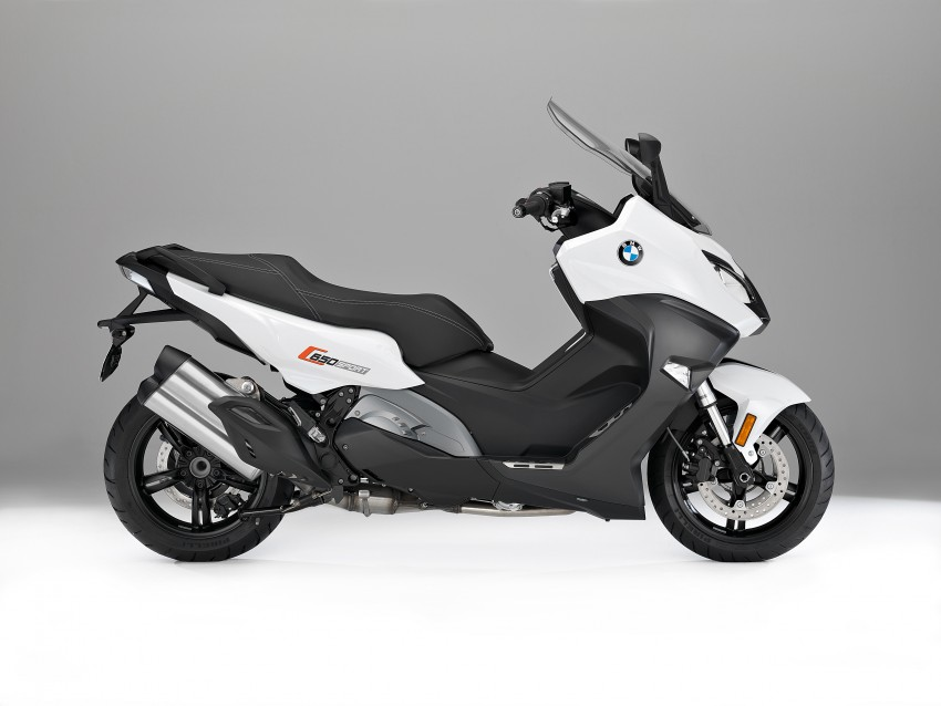 BMW C 650 Sport, C 650 GT maxi scooters revealed Image #381970