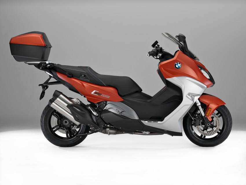 BMW C 650 Sport, C 650 GT maxi scooters revealed Image #381973