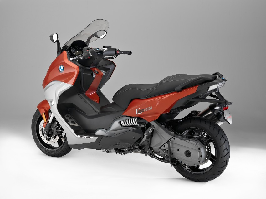 BMW C 650 Sport, C 650 GT maxi scooters revealed Image #381974