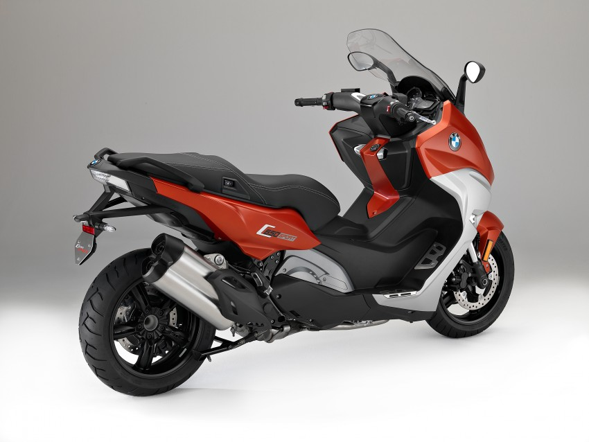 BMW C 650 Sport, C 650 GT maxi scooters revealed Image #381975