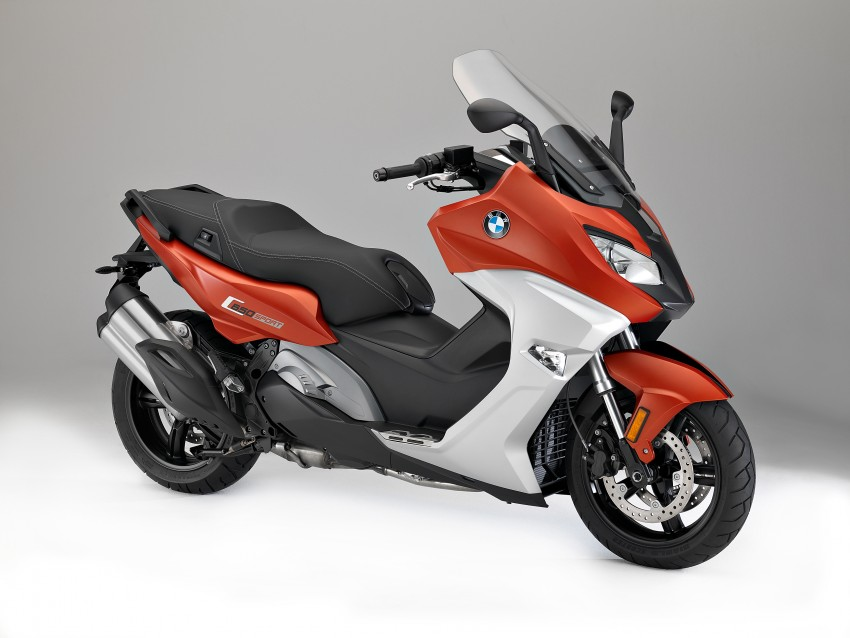 BMW C 650 Sport, C 650 GT maxi scooters revealed Image #381976