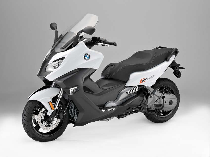 BMW C 650 Sport, C 650 GT maxi scooters revealed Image #381977