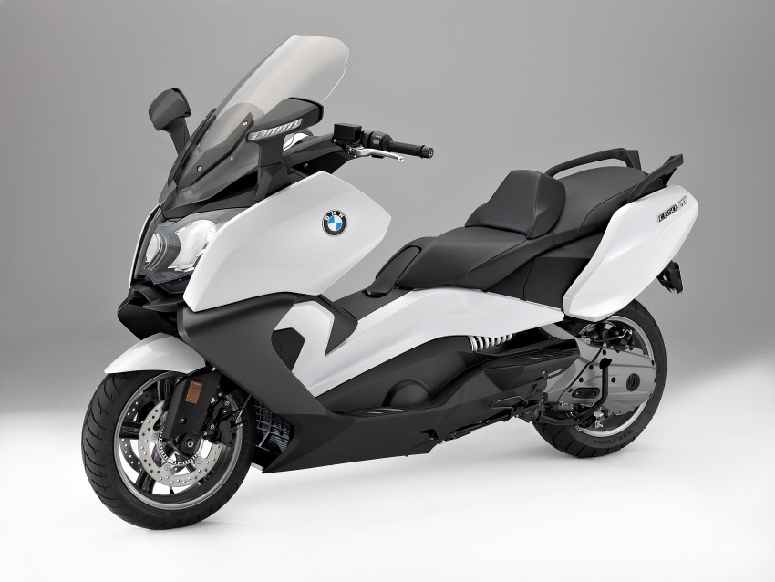 BMW C 650 Sport, C 650 GT maxi scooters revealed Image #381978