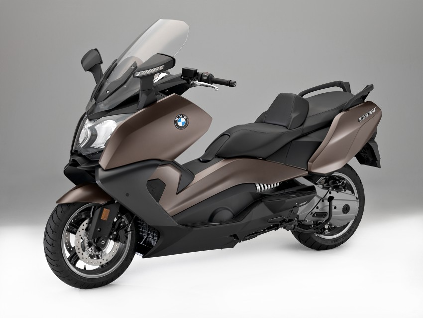 BMW C 650 Sport, C 650 GT maxi scooters revealed Image #381979