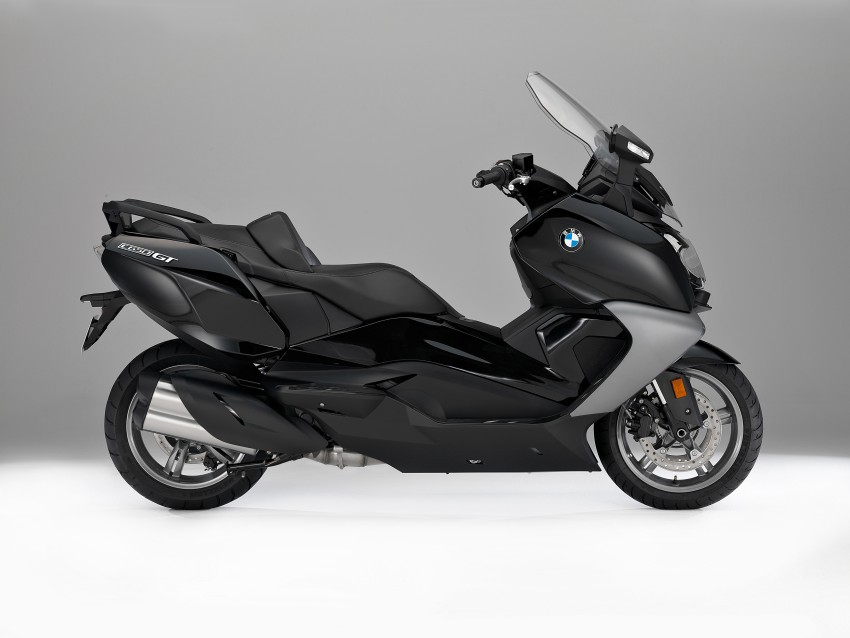 BMW C 650 Sport, C 650 GT maxi scooters revealed Image #381980
