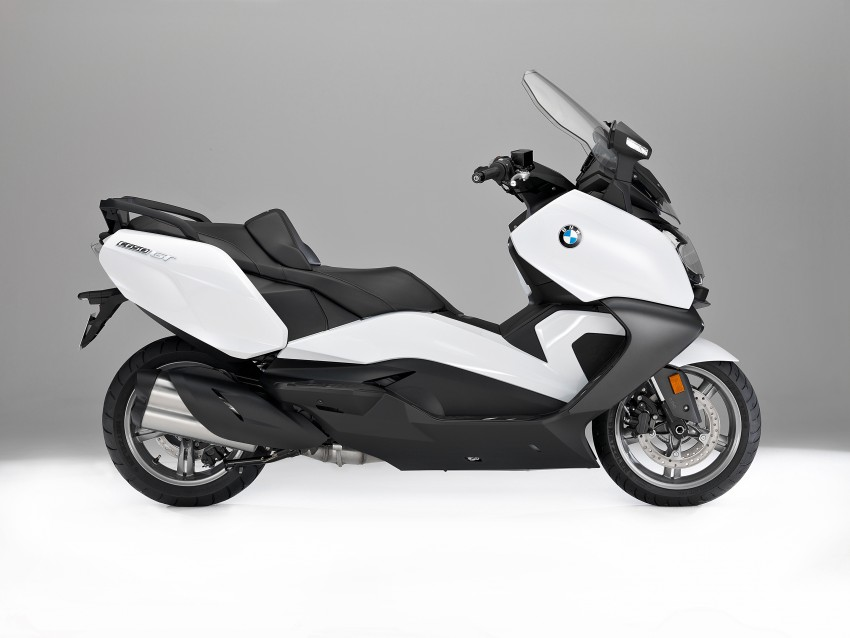 BMW C 650 Sport, C 650 GT maxi scooters revealed Image #381981