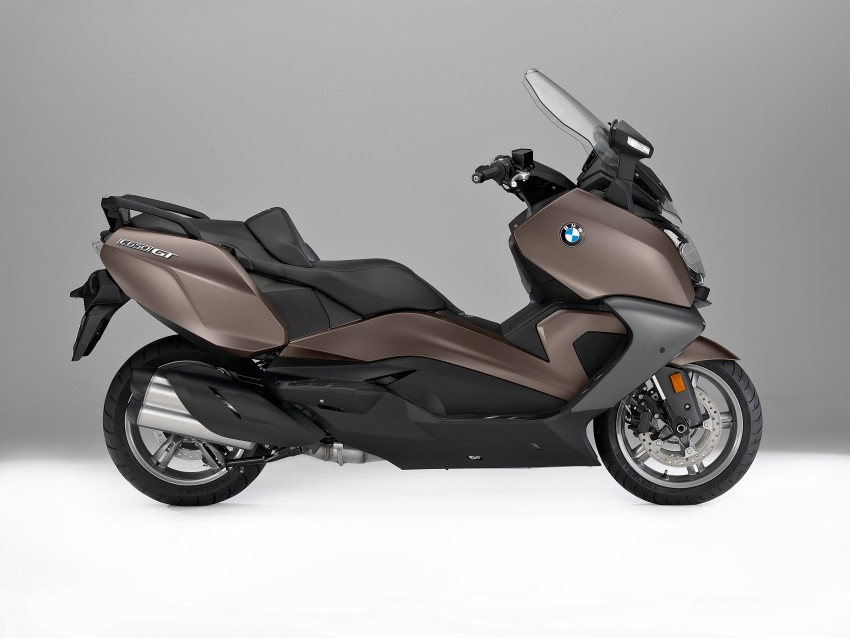 BMW C 650 Sport, C 650 GT maxi scooters revealed Image #381982