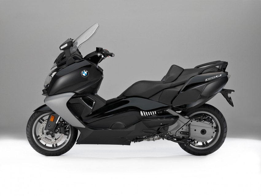 BMW C 650 Sport, C 650 GT maxi scooters revealed Image #381983