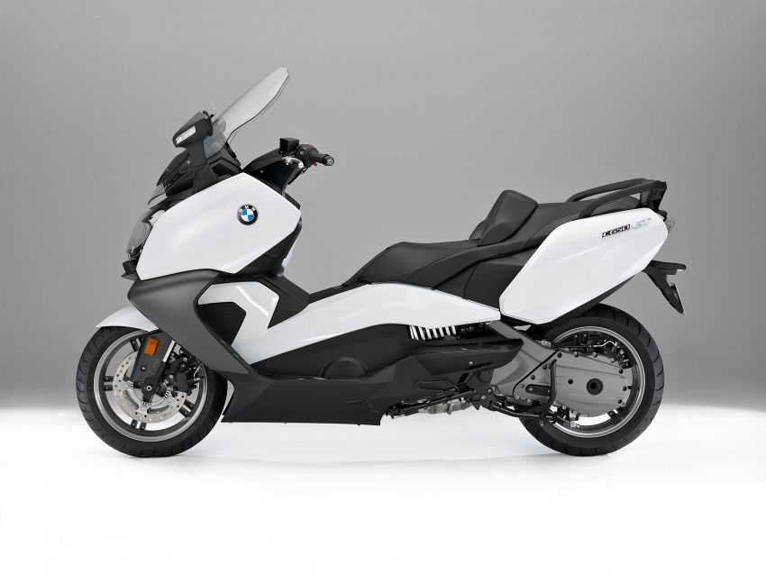BMW C 650 Sport, C 650 GT maxi scooters revealed Image #381984