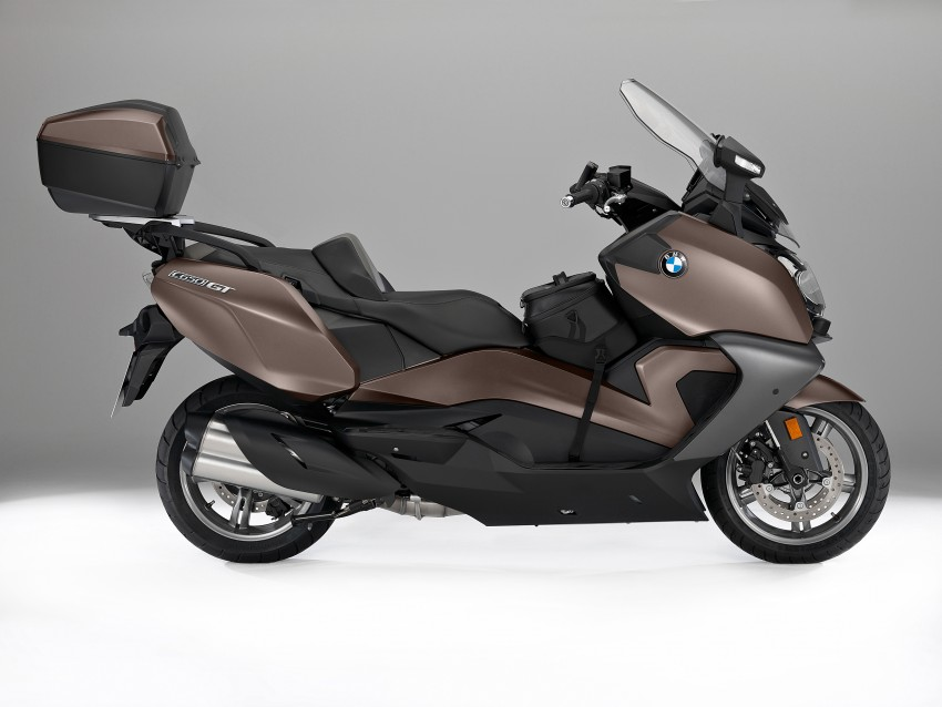 BMW C 650 Sport, C 650 GT maxi scooters revealed Image #381985