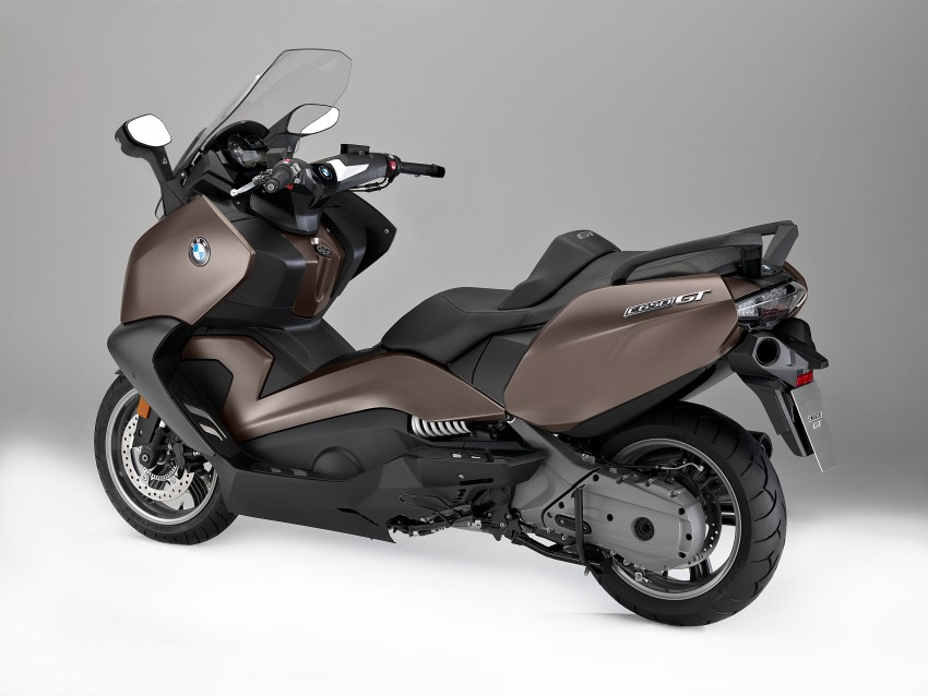 BMW C 650 Sport, C 650 GT maxi scooters revealed Image #381986
