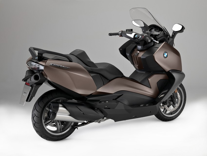 BMW C 650 Sport, C 650 GT maxi scooters revealed Image #381987