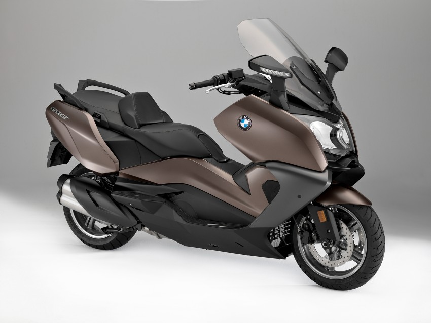 BMW C 650 Sport, C 650 GT maxi scooters revealed Image #381988