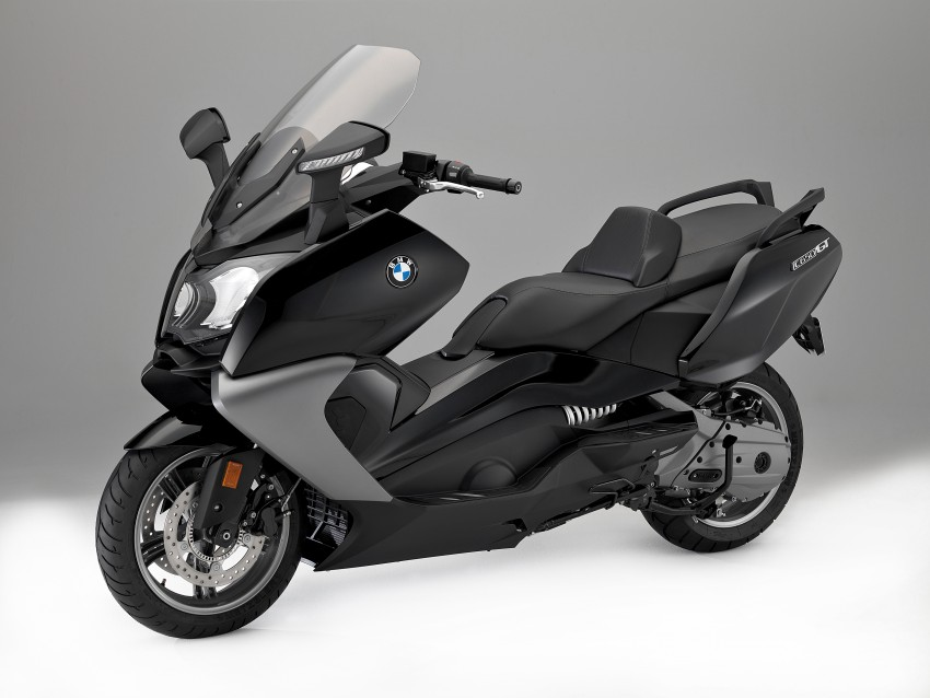 BMW C 650 Sport, C 650 GT maxi scooters revealed Image #381989