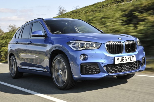 MEGA GALLERY: F48 BMW X1 in the UK, plus M Sport