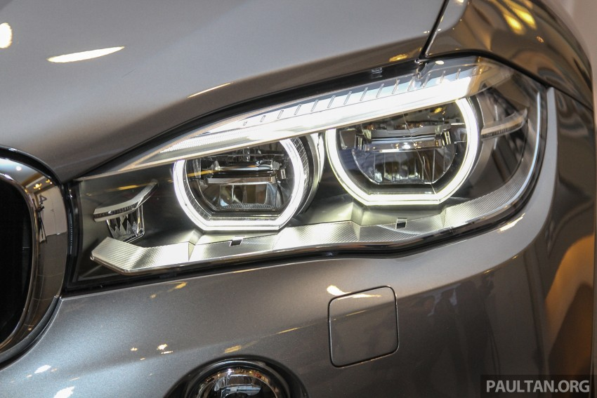 BMW X6 xDrive35i CKD launched in M'sia – RM667k Image #377818