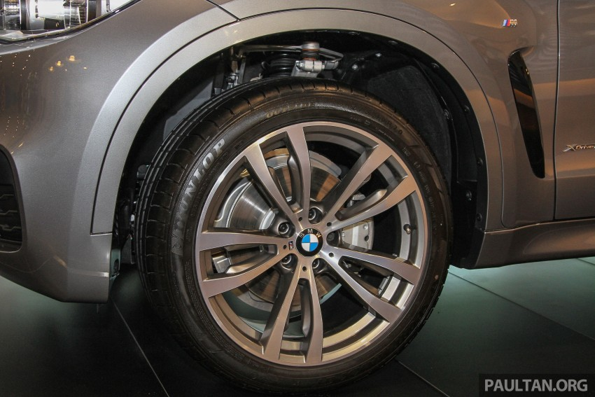 BMW X6 xDrive35i CKD launched in M'sia – RM667k Image #377821