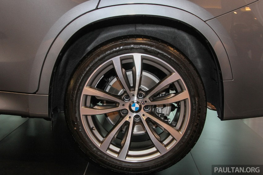 BMW X6 xDrive35i CKD launched in M'sia – RM667k Image #377825