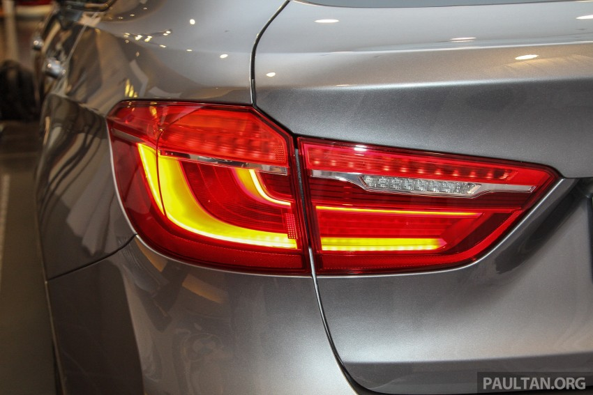 BMW X6 xDrive35i CKD launched in M'sia – RM667k Image #377831