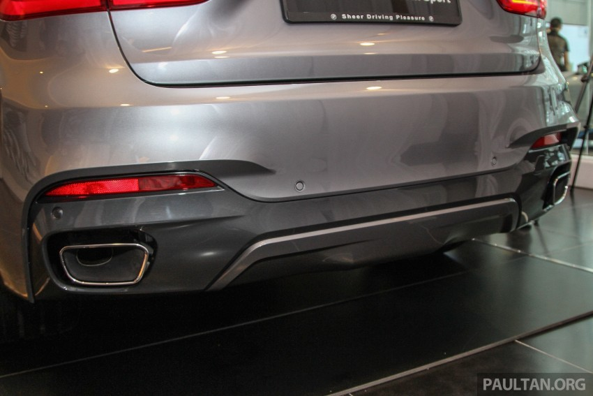 BMW X6 xDrive35i CKD launched in M'sia – RM667k Image #377833