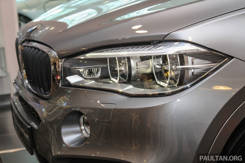 BMW X6 xDrive35i CKD launched in M'sia – RM667k Image #377834