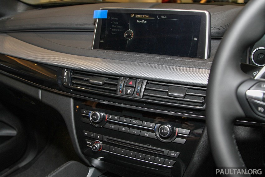BMW X6 xDrive35i CKD launched in M'sia – RM667k Image #377846