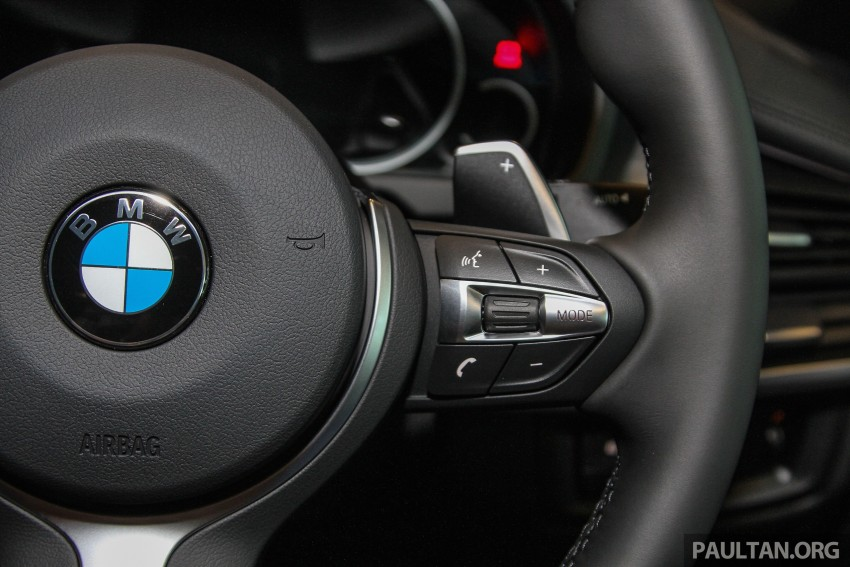 BMW X6 xDrive35i CKD launched in M'sia – RM667k Image #377853