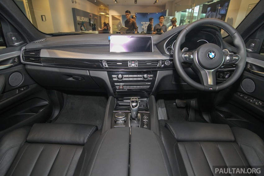 BMW X6 xDrive35i CKD launched in M'sia – RM667k Image #377867