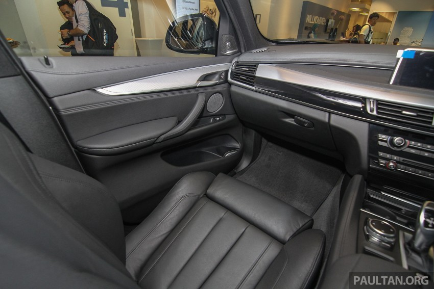 BMW X6 xDrive35i CKD launched in M'sia – RM667k Image #377868