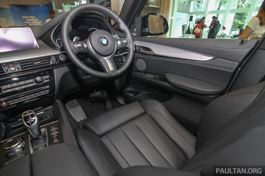 BMW X6 xDrive35i CKD launched in M'sia – RM667k Image #377870