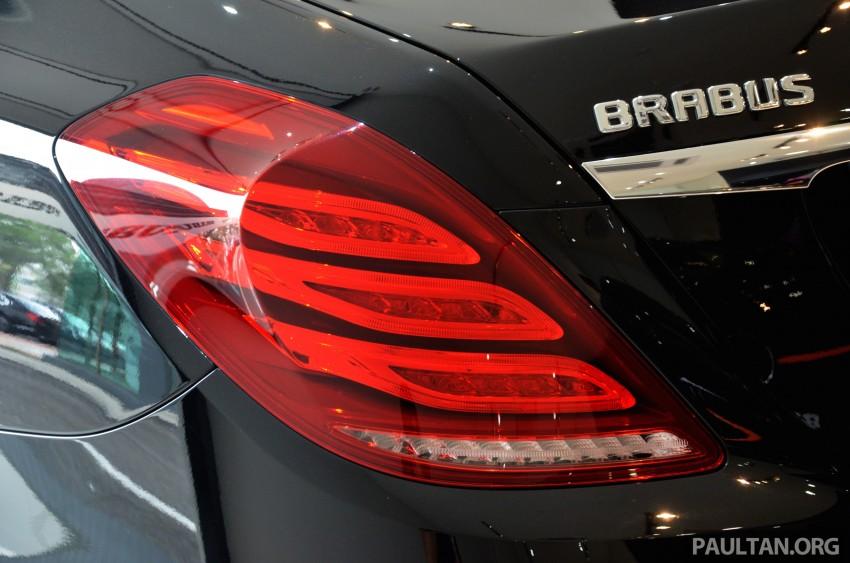 GALLERY: Brabus B50 plug-in hybrid in Glenmarie Image #385899