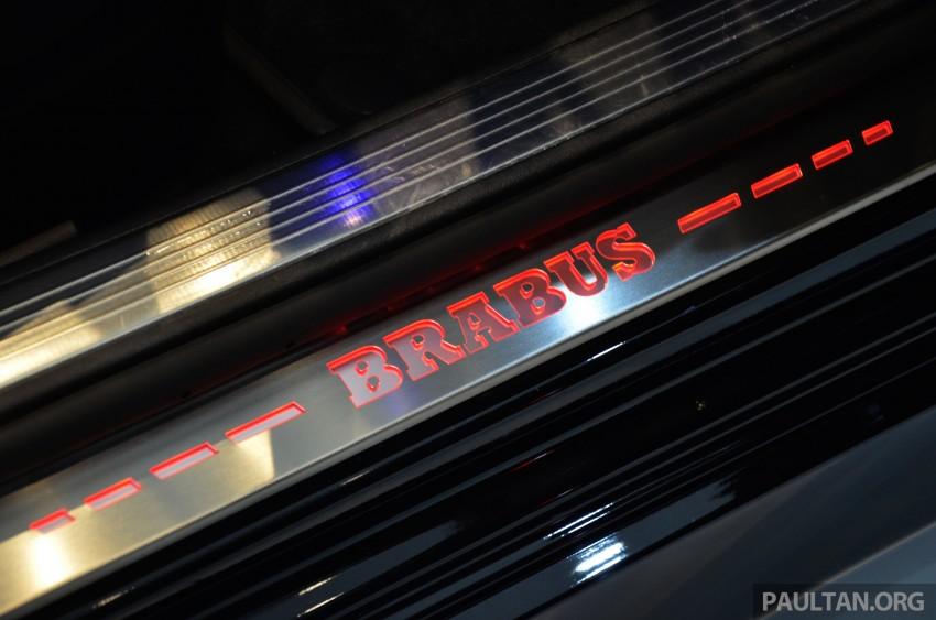 GALLERY: Brabus B50 plug-in hybrid in Glenmarie Image #385902
