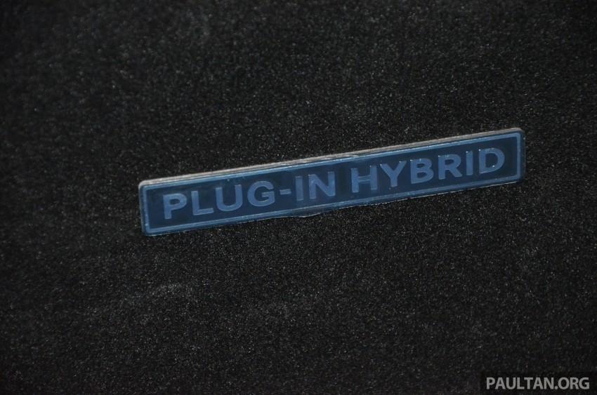 GALLERY: Brabus B50 plug-in hybrid in Glenmarie Image #385907