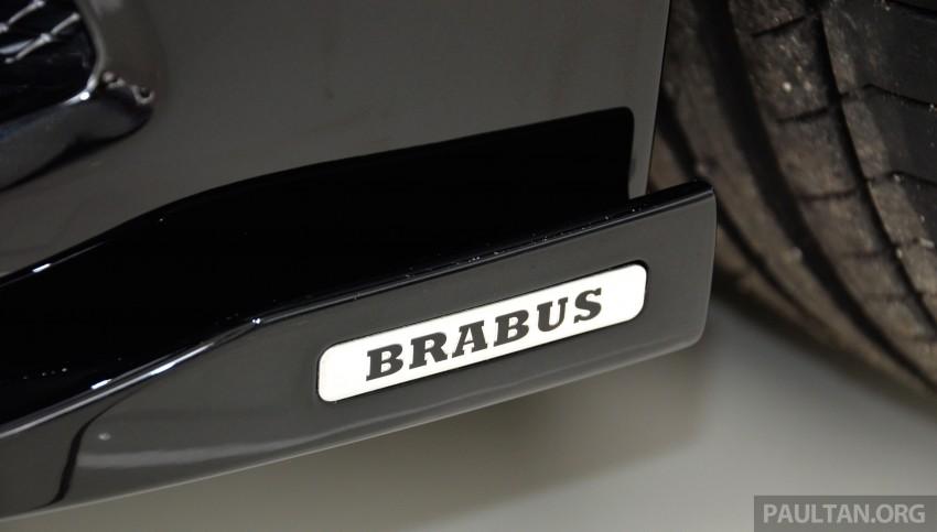 GALLERY: Brabus B50 plug-in hybrid in Glenmarie Image #385889
